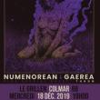 Concert Numenorean + Gaerea + Thron