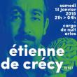 Soirée ETIENNE DE CRECY + MADAME  + AZUR