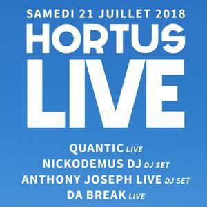 Festival HORTUS LIVE FESTIVAL