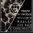 Soirée CLASSIC AS FUCK w/ DJ EMERSON / KELLENER / MADLEX à Paris @ Le Batofar - Billets & Places
