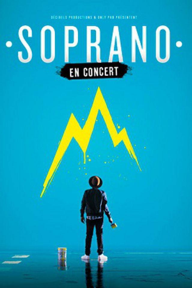 Concert SOPRANO à LILLE @ Zénith Arena  - Billets & Places