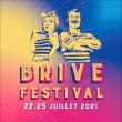 BRIVE FESTIVAL 2021 - Vendredi 23 juillet  à BRIVE LA GAILLARDE @ Théatre de Verdure - Billets & Places