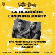 Soirée Cuttin' Headz : The Martinez Brothers, Dan Ghenacia, Salomé à PARIS @ LA CLAIRIÈRE - Billets & Places