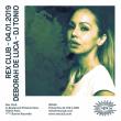 Carte Rex Club Presente: Deborah De Luca, DJ Tonio
