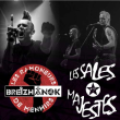 Concert LES RAMONEURS DE MENHIRS + LES SALES MAJESTES