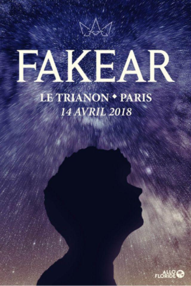 Fakear @ Le Trianon - Paris