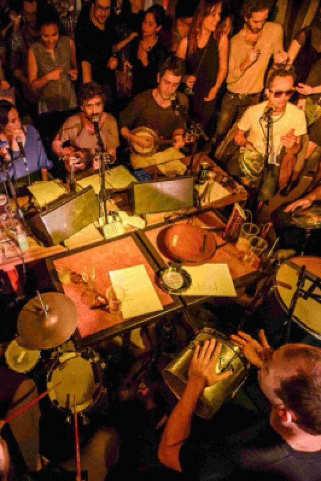 Brésil Party #6 : Roda de Samba @ La Marbrerie - MONTREUIL