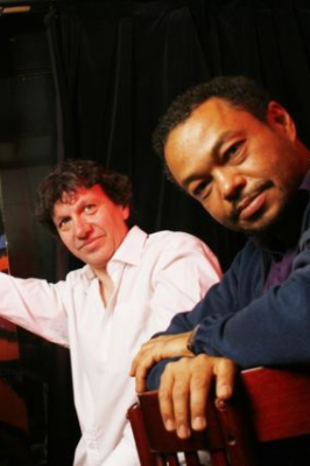 Mario Canonge & Michel Zenino QUINT'UP  @ Le Baiser Salé Jazz Club - PARIS