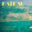 BATEAU MUSIC FESTIVAL 2018 - PASS WEEK-END à LES MESNULS @ Les écuries de la Millière - Billets & Places