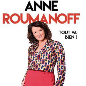 ANNE ROUMANOFF @ RADIANT-BELLEVUE - CALUIRE ET CUIRE