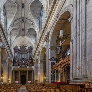 Saint-Sulpice, La Plus Grande Eglise De Paris Et Son Quartier