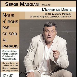 Nous n'irons pas ce soir au Paradis @ La Scène Thélème  - PARIS