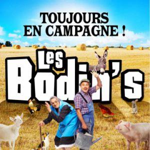 Spectacle Les Bodin's - Grandeur Nature Toujours en Campagne