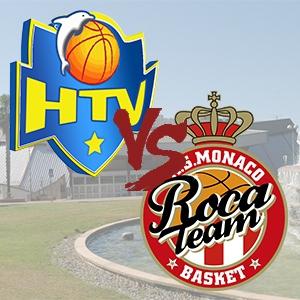 HTV - Monaco @ Palais des Sports de Toulon - TOULON