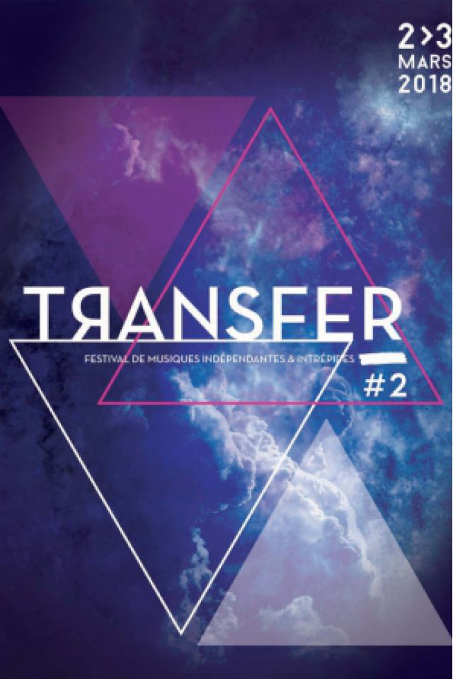 FESTIVAL TRANSFER #2 - PASS 2 JOURS @ TRANSBORDEUR - Villeurbanne