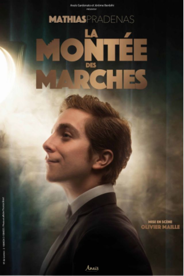 LA MONTEE DES MARCHES @ Théâtre le Colbert  - TOULON