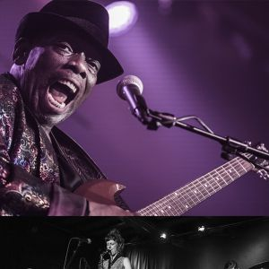 Lucky Peterson / Anticyclone Trio