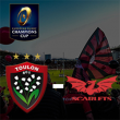 Carte RC TOULON - SCARLETS @ STADE MAYOL - Billets & Places