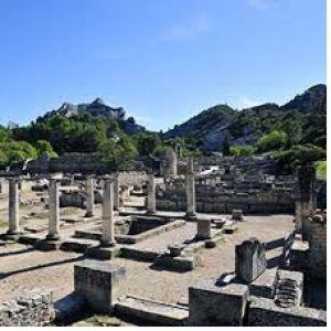 Site archéologique de Glanum @ Site archéologique de Glanum - SAINT RÉMY DE PROVENCE