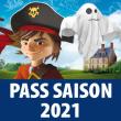 PASS SAISON 2021 à AVRILLÉ @ Château des Aventuriers - Billets & Places