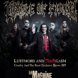 Concert CRADLE OF FILTH : CRUELTY & THE BEAST 2019 TOUR
