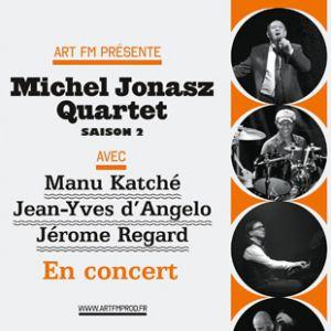 MICHEL JONASZ QUARTET SAISON 2 @ SUMMUM - ALPEXPO - Grenoble