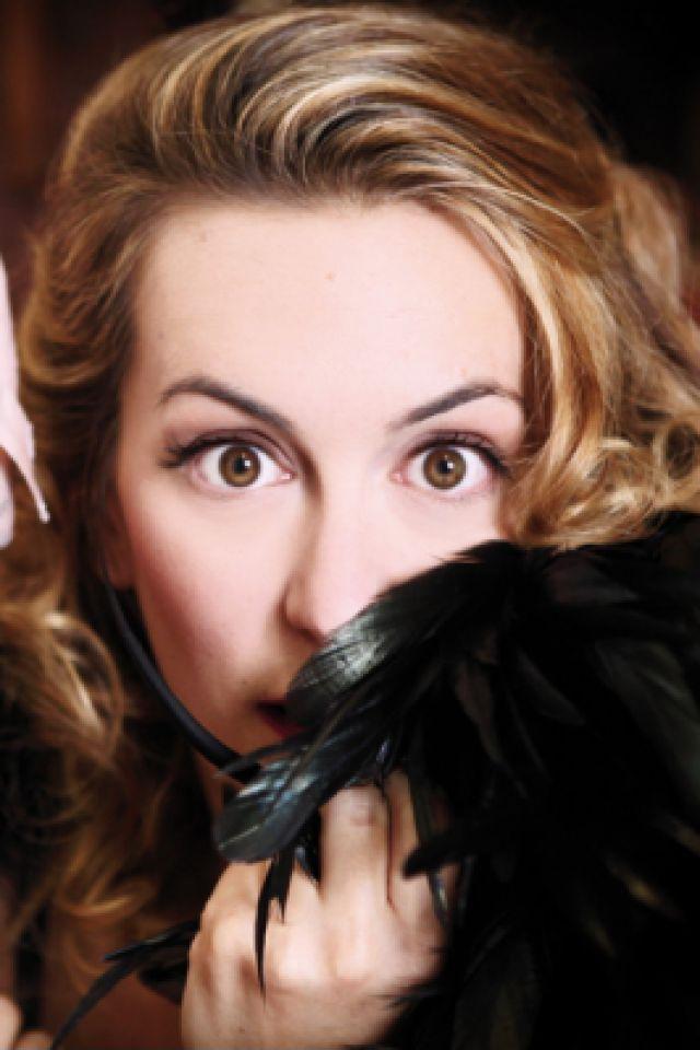 Agnès Pat' : Hollywood swing gum @ Café Théâtre - THIAIS