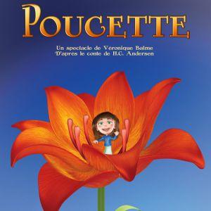 Poucette, d'après le conte d'Andersen @ Théâtre de Jeanne - NANTES