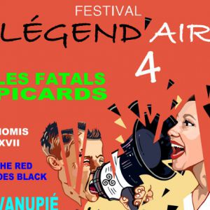 Festival Légend' Air @ Salle Kerjézéquel - LESNEVEN