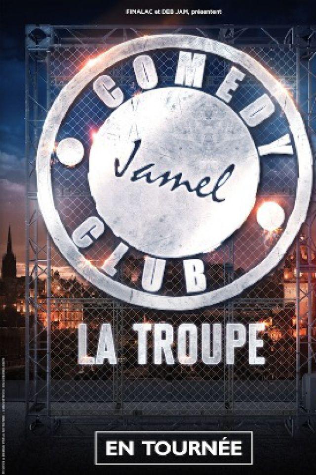 LA TROUPE DU JAMEL COMEDY CLUB @ Espace Chaudeau - Ludres