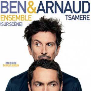 BEN ET ARNAUD TSAMERE @ Le Ponant - Pacé