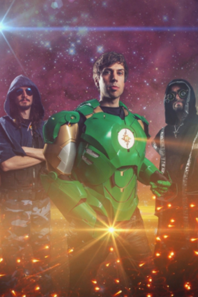 Concert GloryHammer + Civil War
