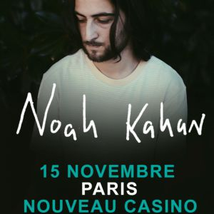 Noah Kahan @ Le Nouveau Casino - Paris