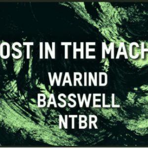 Meaculpa invite: Ghost in the Machine / WarinD / Basswell / NTBR @ Glazart - PARIS 19