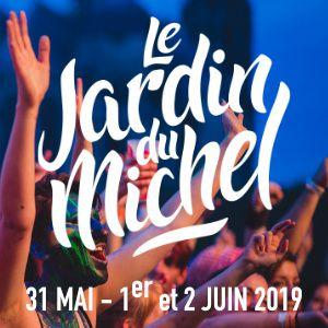 Le Jardin Du Michel 2019 - Pass 3 Jours