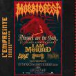 Concert MORBIDFEST : I AM MORBID + GRAVE + GRUESOME + PYREXIA