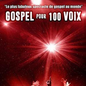 GOSPEL POUR 100 VOIX @ ZENITH SUD - Montpellier