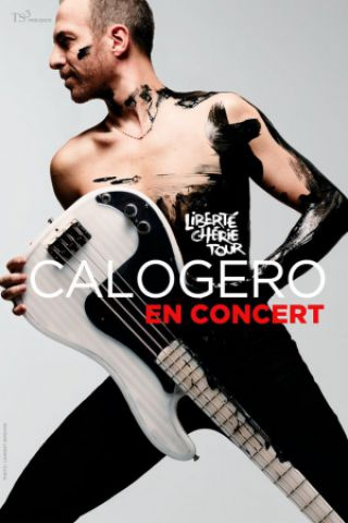 Concert CALOGERO à MÂCON @ Le Spot - Billets & Places