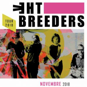 THE BREEDERS @ Le Trianon - Paris