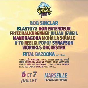 Delta Festival - Pass 1 Jour - Dimanche 7 Juillet