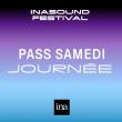SAMEDI JOUR - INASOUND FESTIVAL 2018 à PARIS @ PALAIS BRONGNIART - Billets & Places
