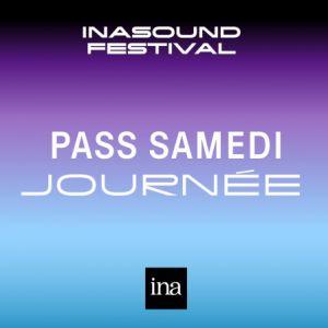 SAMEDI JOUR • INASOUND FESTIVAL 2018 @ PALAIS BRONGNIART - PARIS