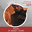 Concert ORELSAN à CARCASSONNE @ THEATRE JEAN DESCHAMPS (CARCASSONNE) - Billets & Places