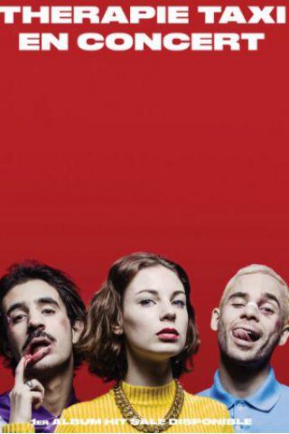 Concert THÉRAPIE TAXI à RENNES @ Liberté // L'Etage - Billets & Places