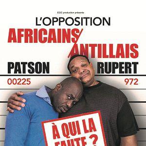Jean-Yves Rupert & Patson