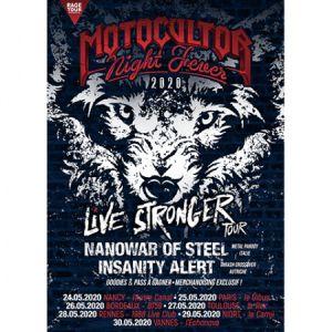Motocultor Night Fever - Live Stronger Tour 2020