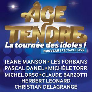 Age Tendre - La Tournee Des Idoles !