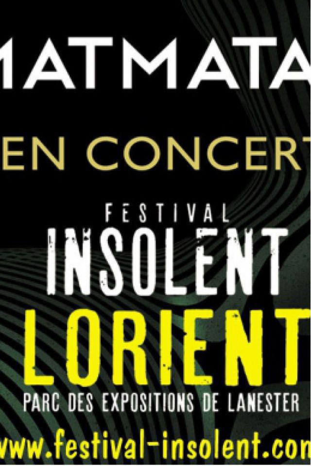 """Festival insolent """"collection automne"""" 2017 @ Parc des expositions Lorient - LANESTER"""
