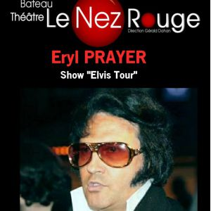 Eryl PRAYER @ LE NEZ ROUGE - PARIS