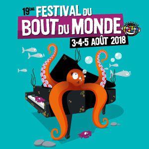 Bout du Monde 2018 - Pass 2 jours (sam+dim) @ PRAIRIE DE LANDAOUDEC  - CROZON